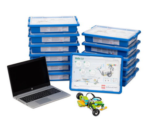 LEGO Education WeDo 20 Klassen-Set