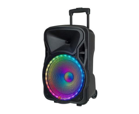 Bluetooth-Lautsprecher The Flash 1205 tragbar