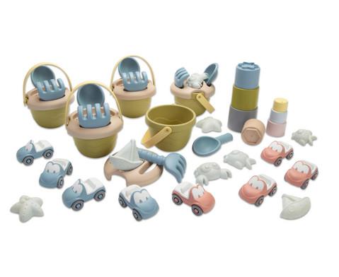 tiny Krippen-Sandset aus Biokunststoff 43-tlg