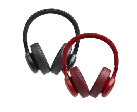 JBL Bluetooth Kopfhoerer Over-Ear Live 500