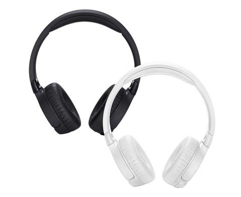 JBL Bluetooth-Kopfhoerer On-ear Tune 600 ANC