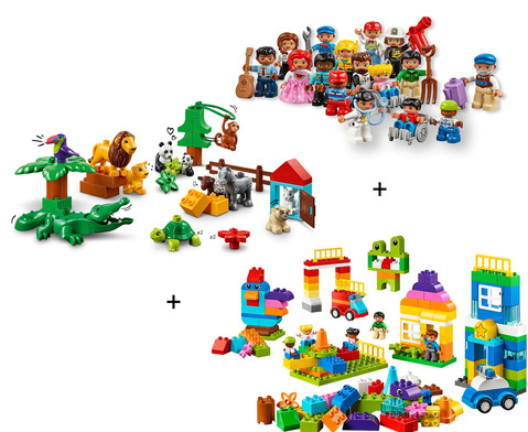 LEGO Education Meine riesige Welt Super-Set