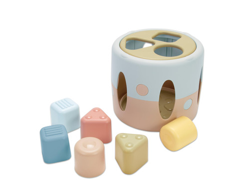 tiny Formen-Sortierbox aus Biokunststoff
