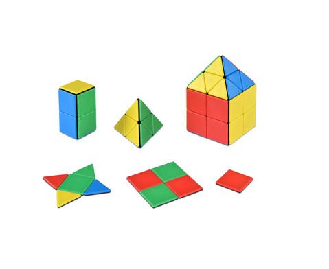 POLYDRON Geometriekoerper-Set