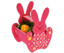 Holzkoerbchen Hase 6 Stueck-4