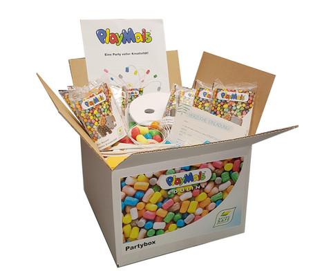 PlayMais Classic Partybox Safari-Party