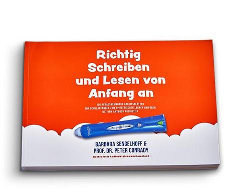 AnyBook Richtig Schreiben und Lesen von Anfang an vertontes Buch