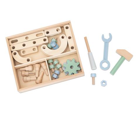 Betzold Konstruktionsspiel-Set pastell