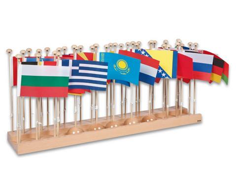 Nienhuis Flaggenstaender Europa