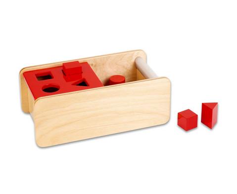 Nienhuis Kasten mit 4 Formen