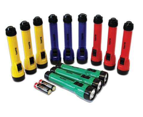 LED-Taschenlampen-Set