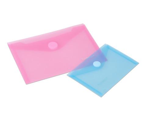Umschlagmappe mit Klettverschluss 10 Stueck