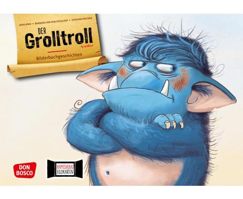 Der Grolltroll Kamishibai-Bildkartenset