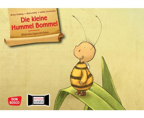 Die kleine Hummel Bommel Kamishibai-Bildkartenset