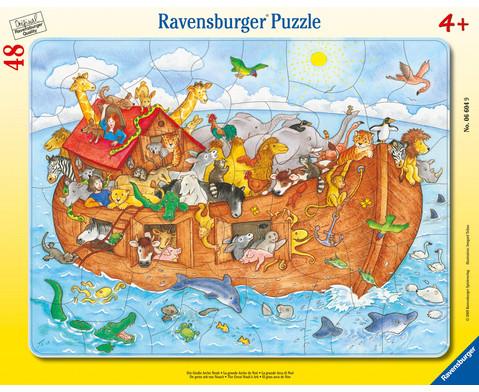 Ravensburger Rahmenpuzzle Die grosse Arche Noah 48 Teile