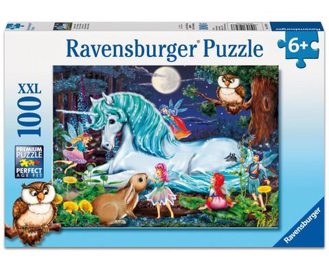 Ravensburger Puzzle XXL Im Zauberwald 100 Teile