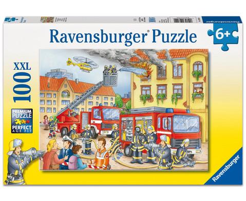 Ravensburger Puzzle XXL Unsere Feuerwehr 100 Teile