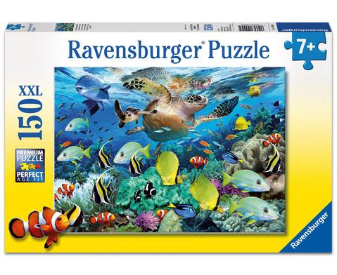 Ravensburger Puzzle XXL Unterwasserparadies 150 Teile