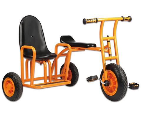 TopTrike Dreirad mit Seitenwagen