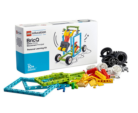 LEGO Education BricQ Motion Prime Personal Learning Kit
