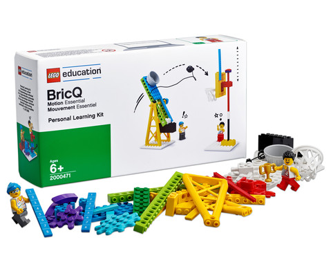 LEGO Education BricQ Motion Essential Personal Learning Kit