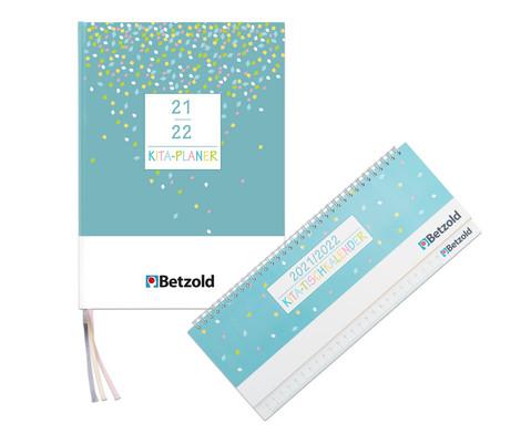 Betzold Kita-Planer-Set Planer und Tischkalender
