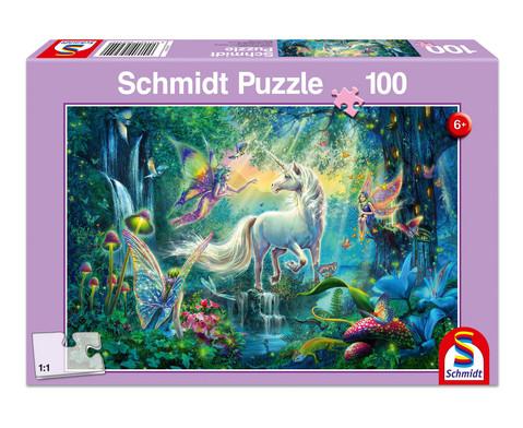 Puzzle Im Land der Fabelwesen