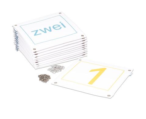 xilent Schallabsorber-Set 1-2-3 10 Elemente