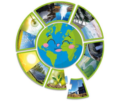 Lernspiel Energiequellen der Erde