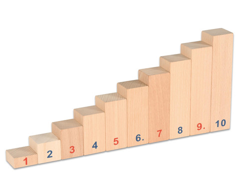 Zahlentreppe