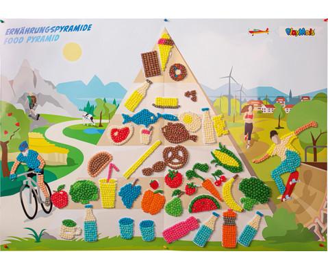 PlayMais Ernaehrungspyramide