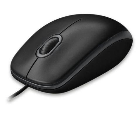 logitech USB-Maus universal B100