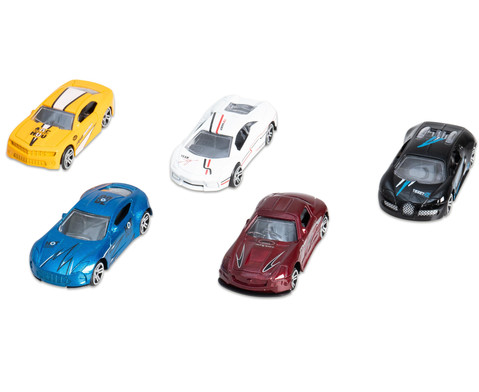 Spielzeugautos 156 5 Stueck