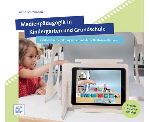 Medienpaedagogik in Kindergarten und Grundschule