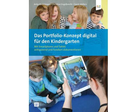 Das Portfolio-Konzept digital fuer den Kindergarten
