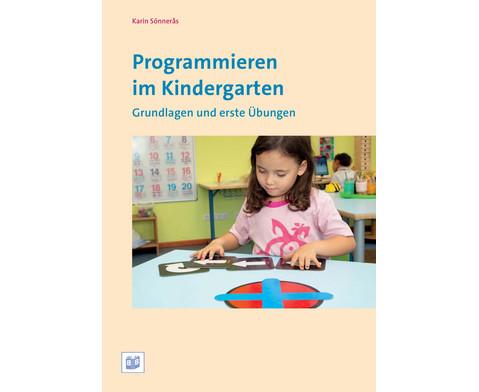 Programmieren im Kindergarten
