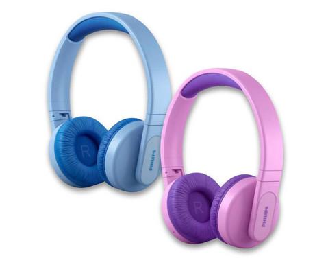 PHILIPS Bluetooth-Kinderkopfhoerer K4206