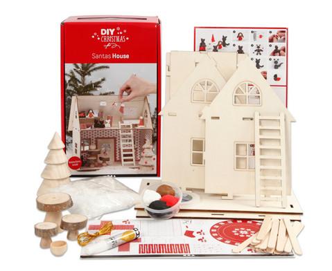 Bastel-Set Weihnachtshaus