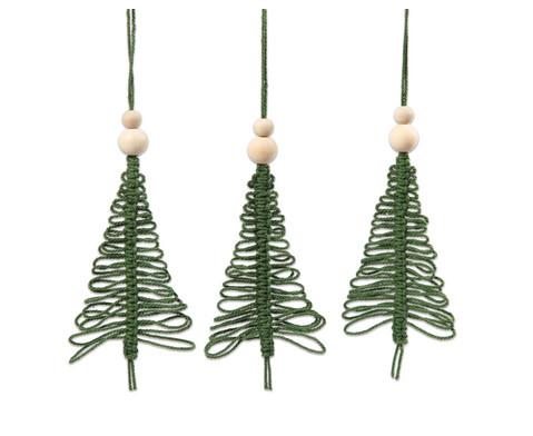 Weihnachtsbaum-Anhaenger 6 Stueck