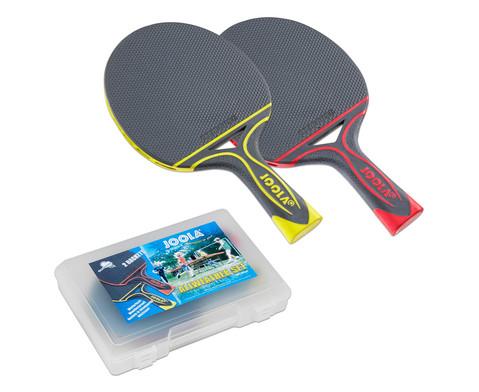 JOOLA Tischtennis-Set Allweather