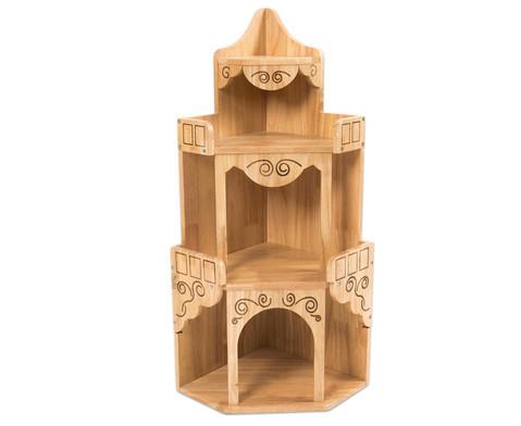Puppeneckhaus aus Holz