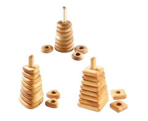 Grosse Holzpyramide