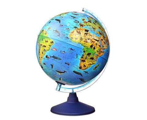 3-D-Zoo-Globus