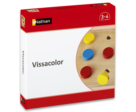 Vissacolor - Schraubbrett