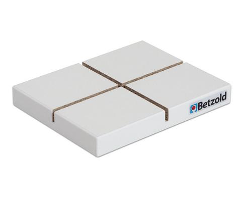 Betzold Kreuz-Stellfuss fuer den mobilen Spuckschutz