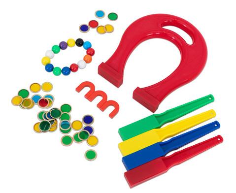 Magnet-Experimentier-Set