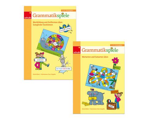 Grammatikspiele