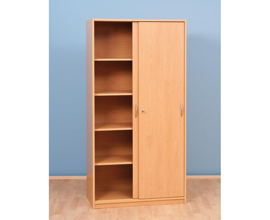 schrank ohne mittelwand mit 4 b den tiefe 60 cm breite 95 cm. Black Bedroom Furniture Sets. Home Design Ideas