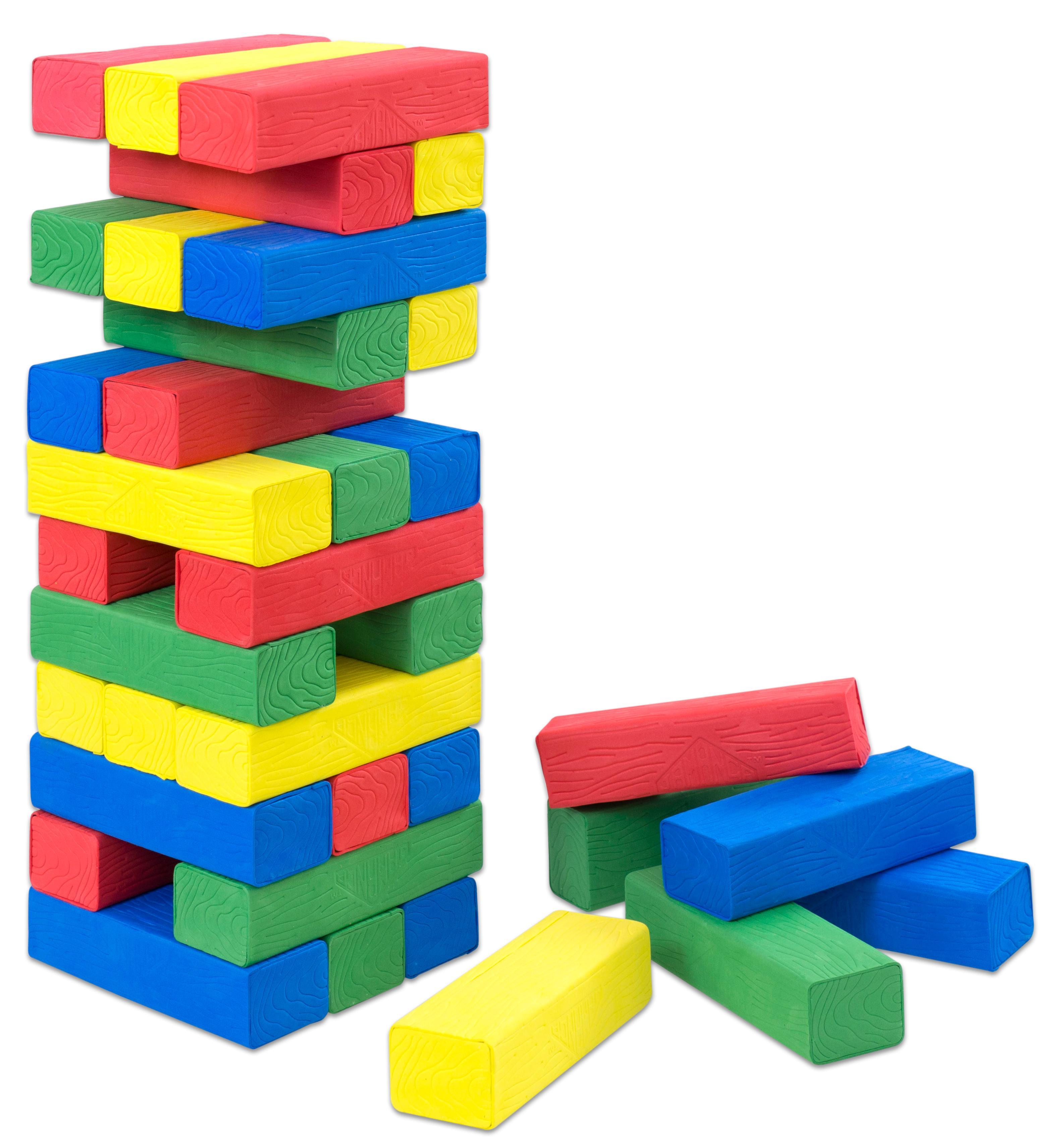 Turmbau Spiel
