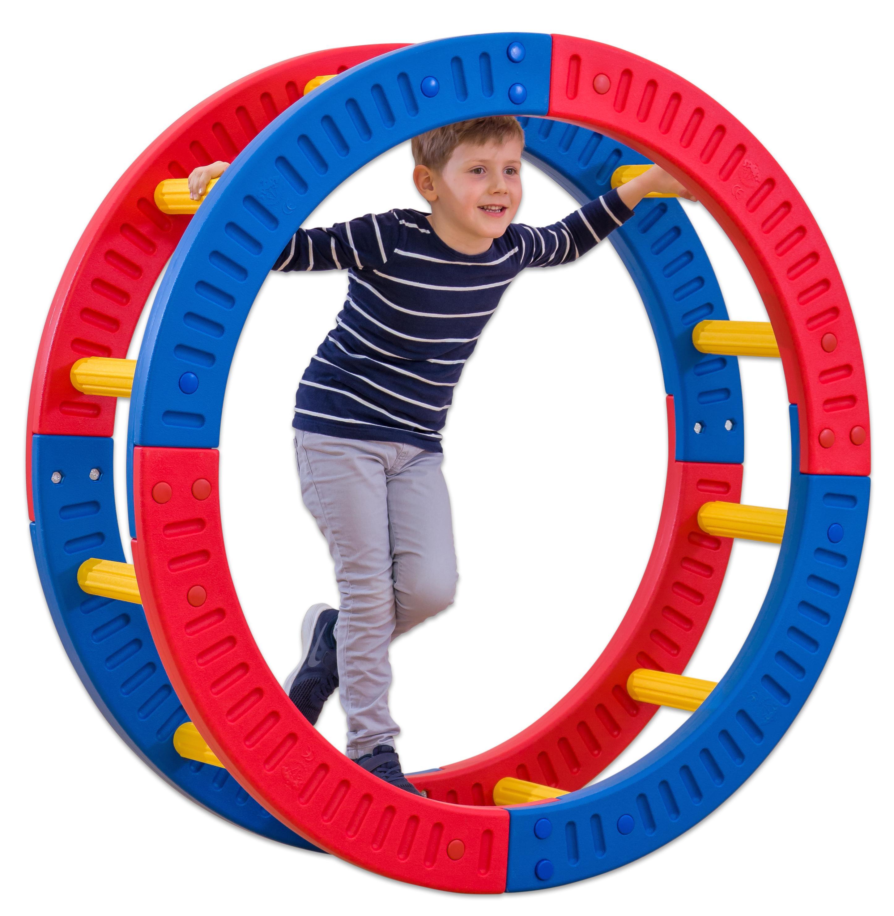 Balance Rad - Balancierspiel, Gleichgewicht und  Koordination, Sportgerät